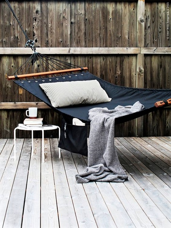Chilling hammock Placement ideas to do it right (31)