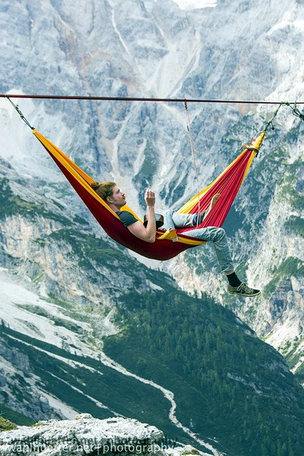 Chilling hammock Placement ideas to do it right (35)
