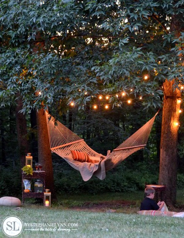 Chilling hammock Placement ideas to do it right (36)