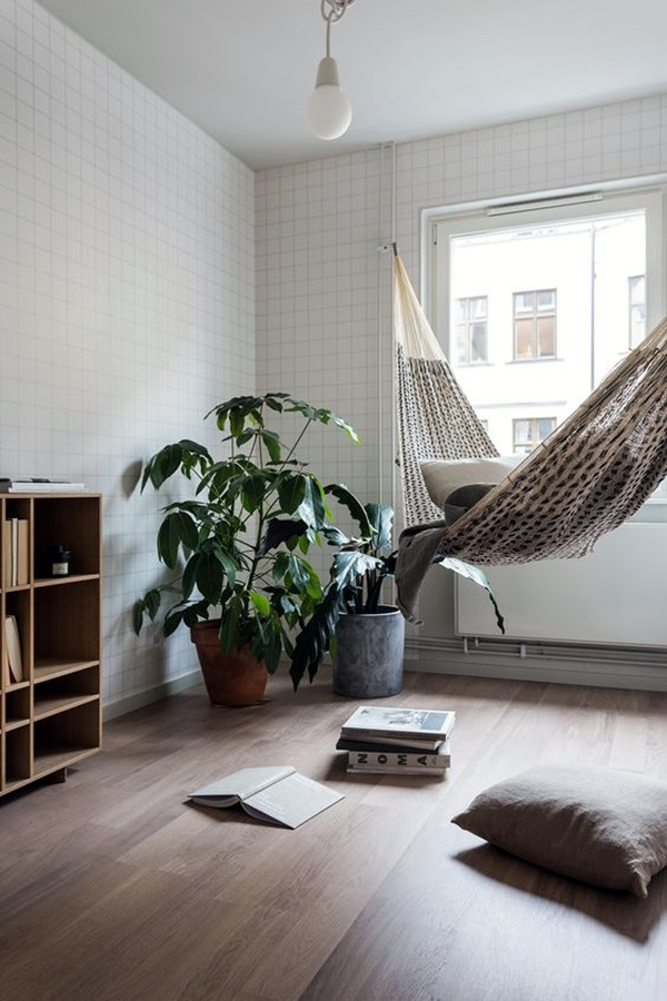 Chilling hammock Placement ideas to do it right (37)