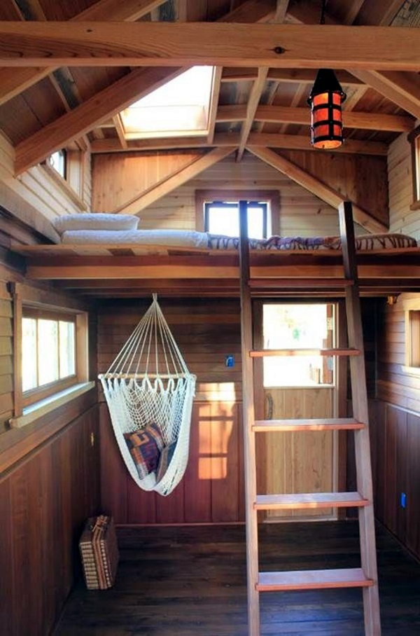 40 chilling hammock placement ideas to do it right bored art Small homes with lofts