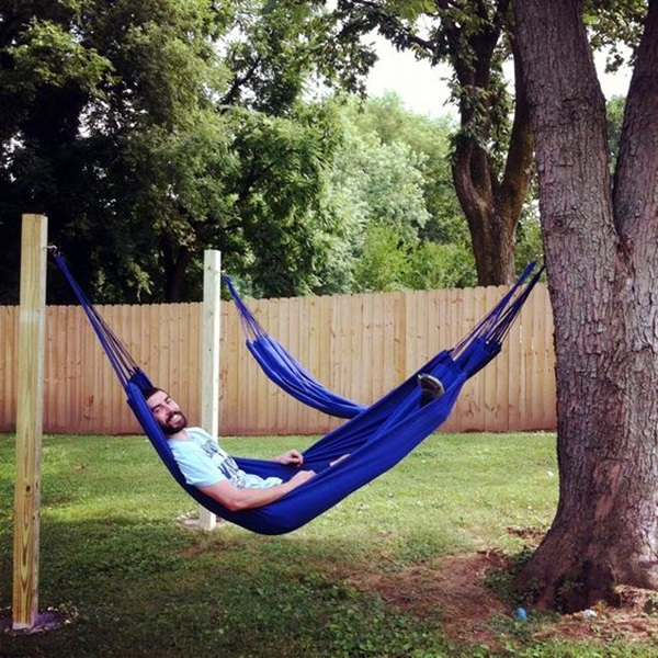 Hammock Ideas: 40 Chilling Hammock Placement Ideas To Do It Right