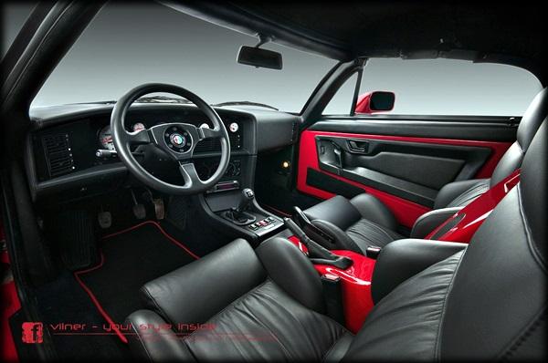 2013 Alfa Romeo Zagato Roadster by Vilner Studio - Custom interior car design