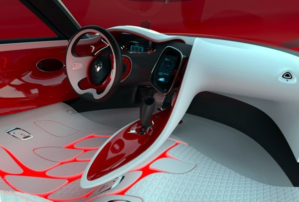 Inspirational Car Interior Design Ideas 24