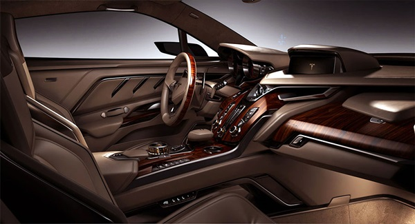 40 Inspirational Car Interior Design Ideas Bored Art