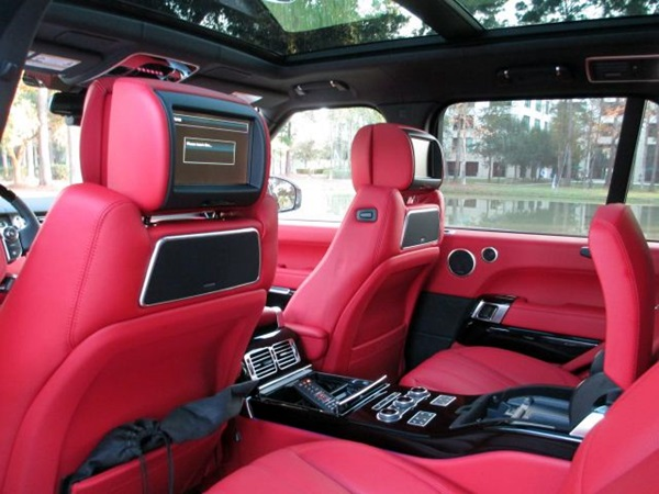 40 inspirational car interior design ideas bored art. Black Bedroom Furniture Sets. Home Design Ideas