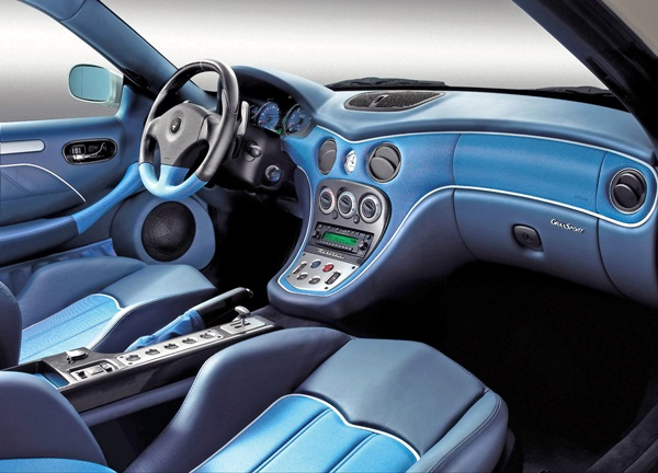 Charlotte Auto Show Shares 4 Of The Coolest Car Interior Design
