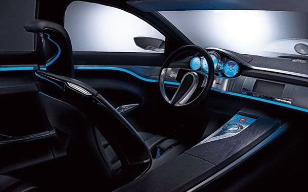 40 Inspirational Car Interior Design Ideas - Bored Art