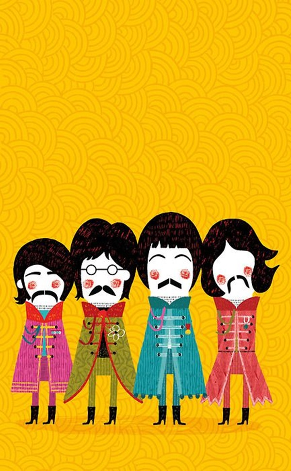 Lovely Beatles Artworks to Appreciate (1)