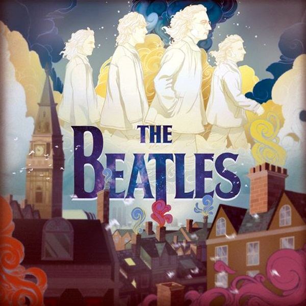 Lovely Beatles Artworks to Appreciate (12)