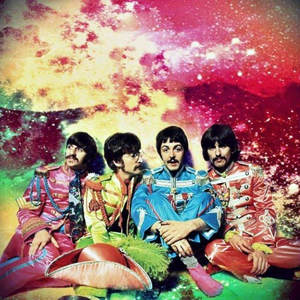 Lovely Beatles Artworks to Appreciate (17)