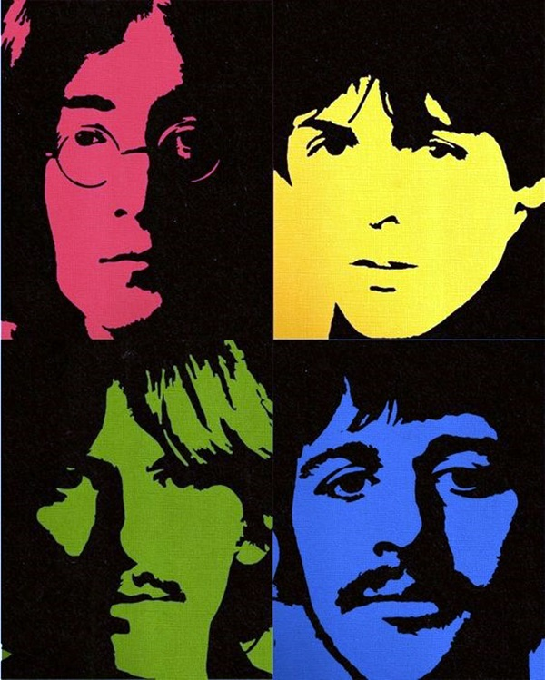 Lovely Beatles Artworks to Appreciate (19)