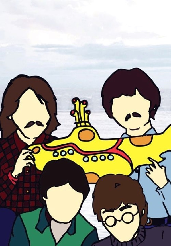 Lovely Beatles Artworks to Appreciate (3)