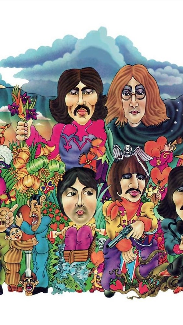 Lovely Beatles Artworks to Appreciate (32)