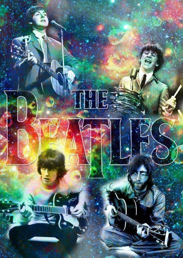 Lovely Beatles Artworks to Appreciate (35)