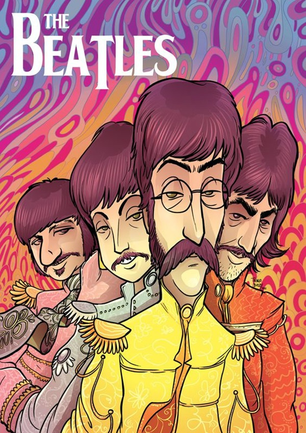 Lovely Beatles Artworks to Appreciate (4)