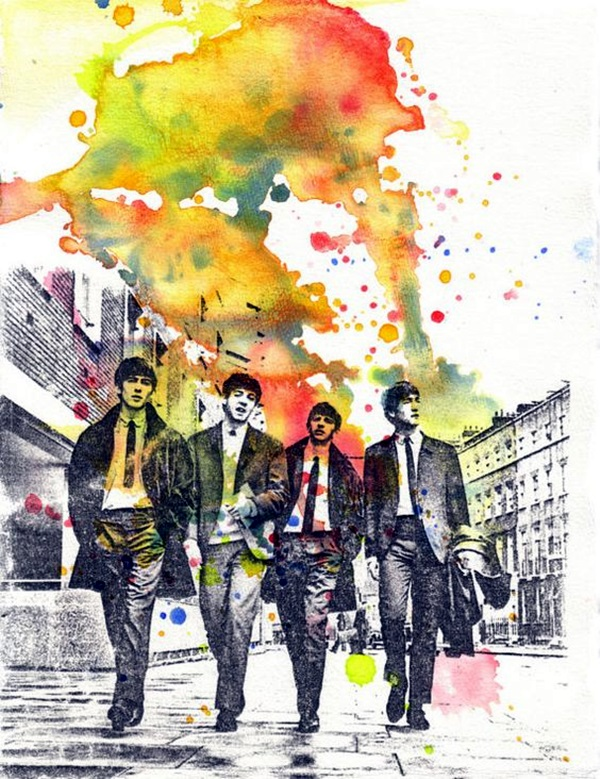 Lovely Beatles Artworks to Appreciate (40)