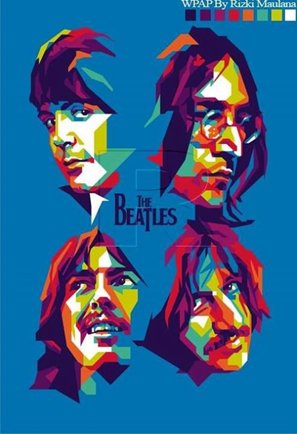 Lovely Beatles Artworks to Appreciate (5)