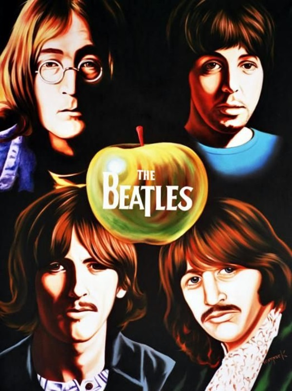 Lovely Beatles Artworks to Appreciate (8)
