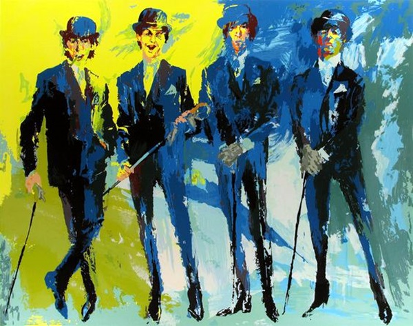 Lovely Beatles Artworks to Appreciate (9)