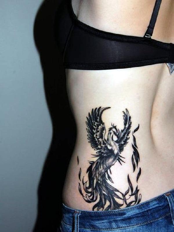 New Phoenix Tattoo Designs For 2016 (27)