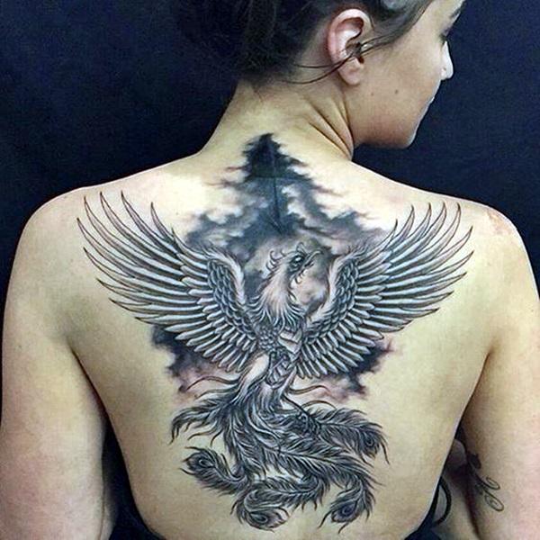 New Phoenix Tattoo Designs For 2016 (30)