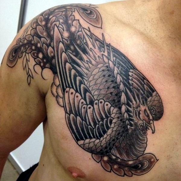 New Phoenix Tattoo Designs For 2016 (31)