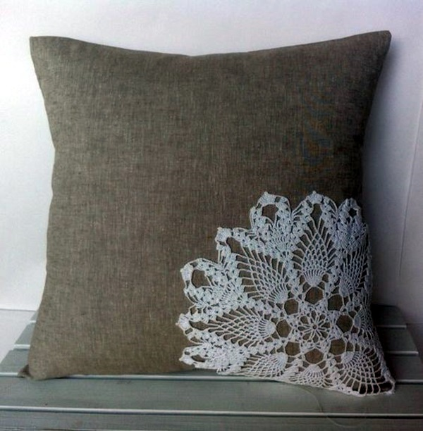 Pretty and Easy Crochet Doily for Beginners (13)