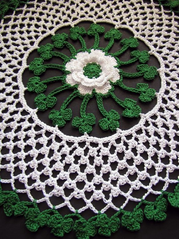 Pretty and Easy Crochet Doily for Beginners (16)