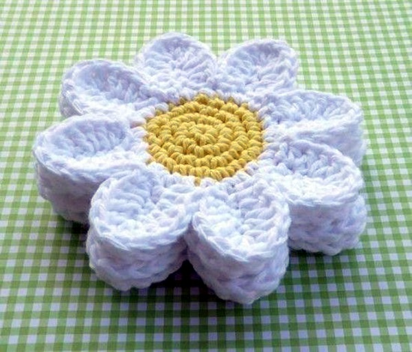 Pretty and Easy Crochet Doily for Beginners (17)