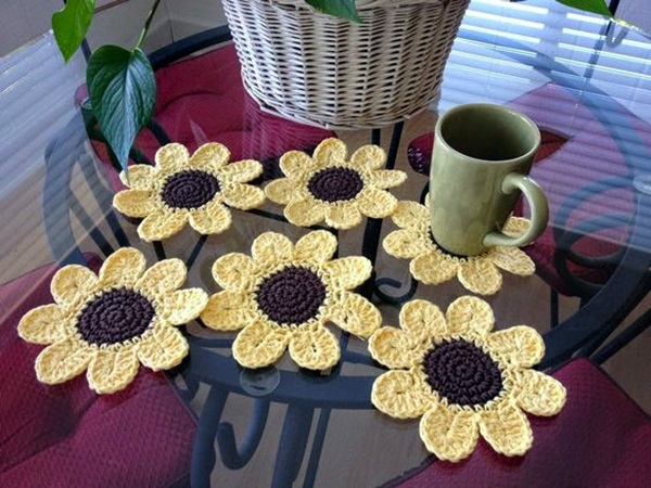Pretty and Easy Crochet Doily for Beginners (26)