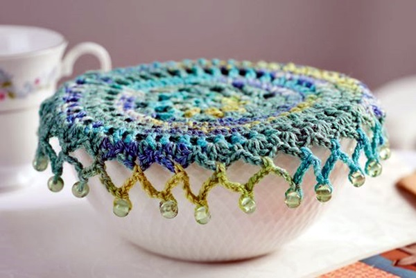Pretty and Easy Crochet Doily for Beginners (29)