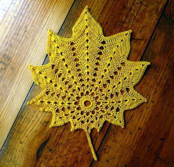Pretty and Easy Crochet Doily for Beginners (32)