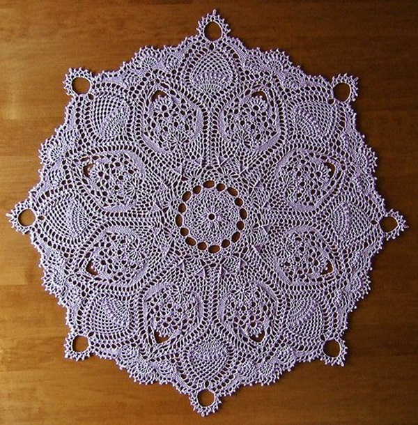 Crochet Patterns Doilies Beginners : Do look at the crochet patterns for doilies for beginners and try some ...