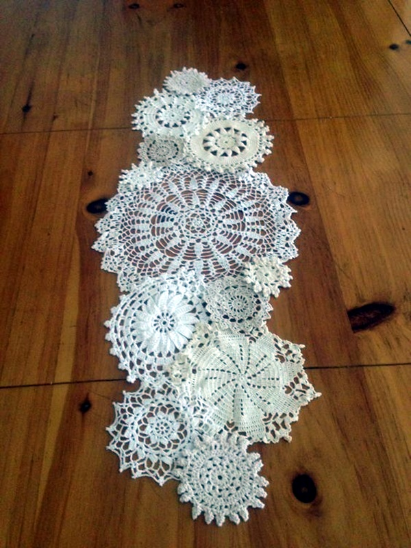 Pretty and Easy Crochet Doily for Beginners (36)