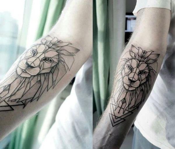 Sacred geometry Tattoo Ideas (13)