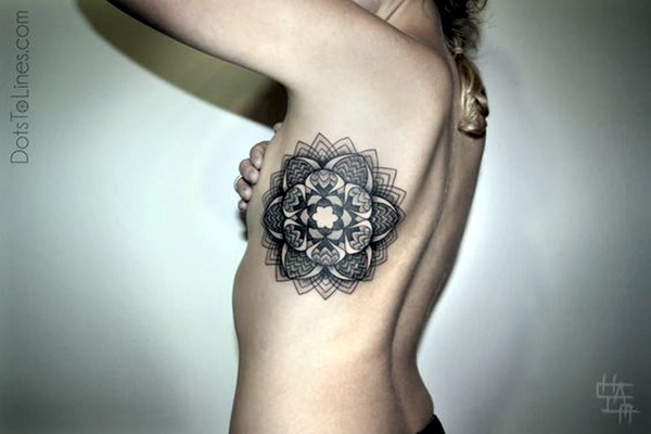 Sacred geometry Tattoo Ideas (19)