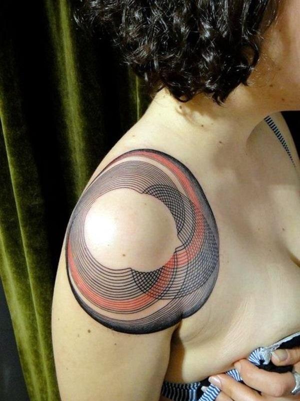Sacred geometry Tattoo Ideas (20)