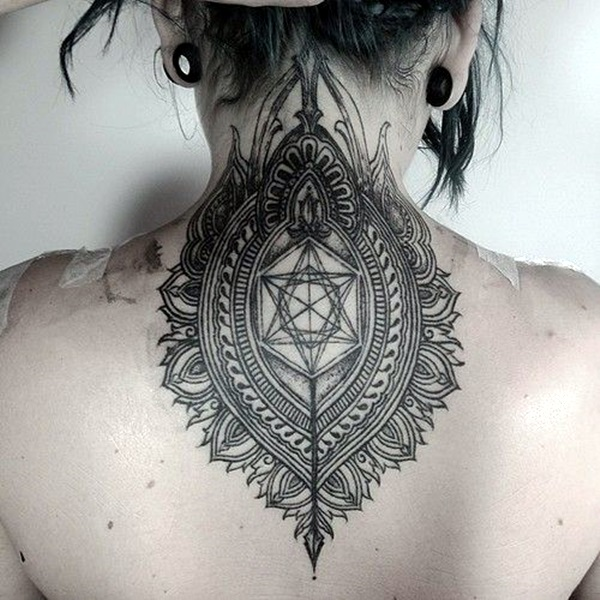 Sacred geometry Tattoo Ideas (24)