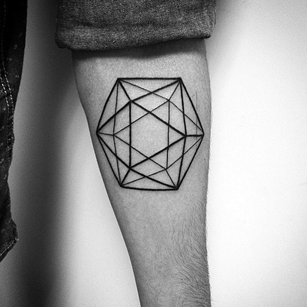 Sacred geometry Tattoo Ideas (32)