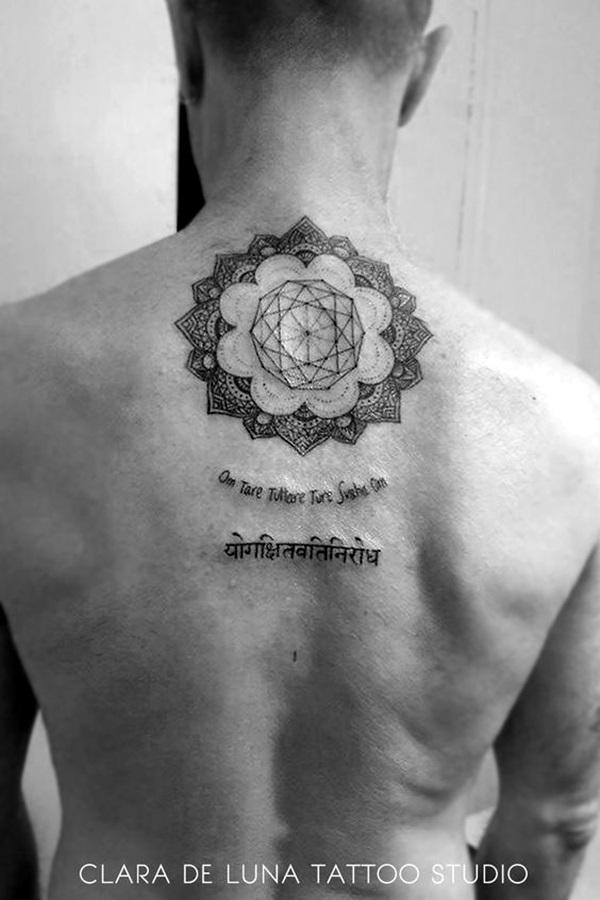 Sacred geometry Tattoo Ideas (34)