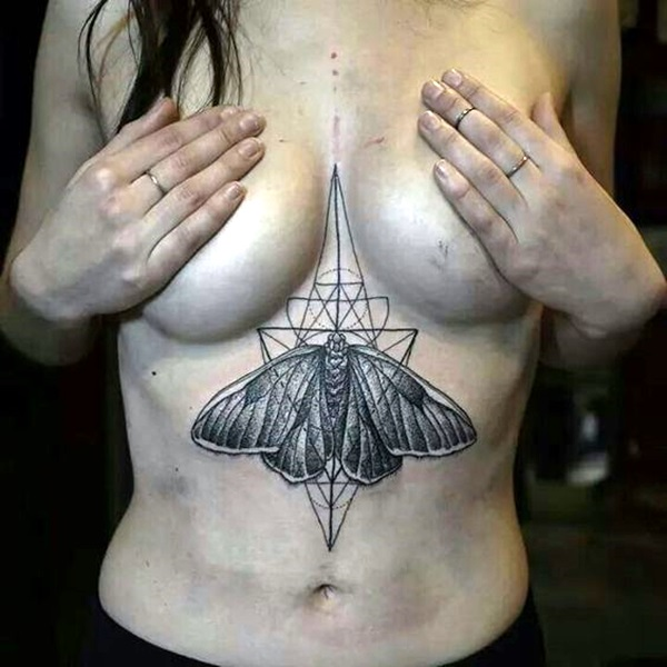 Sacred geometry Tattoo Ideas (36)