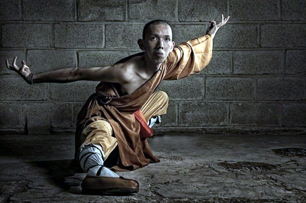 Shaolin monk Martial Art Demonstrations (14)