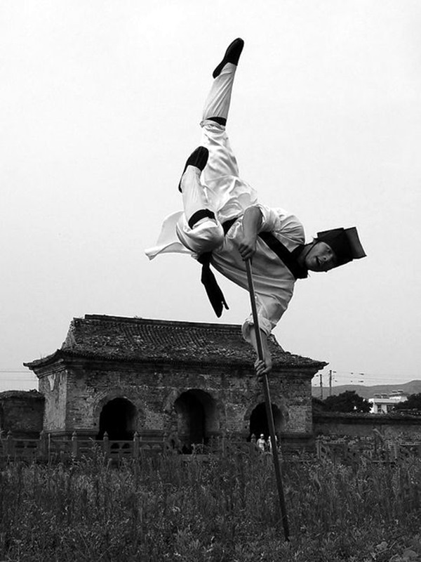Shaolin monk Martial Art Demonstrations (19)