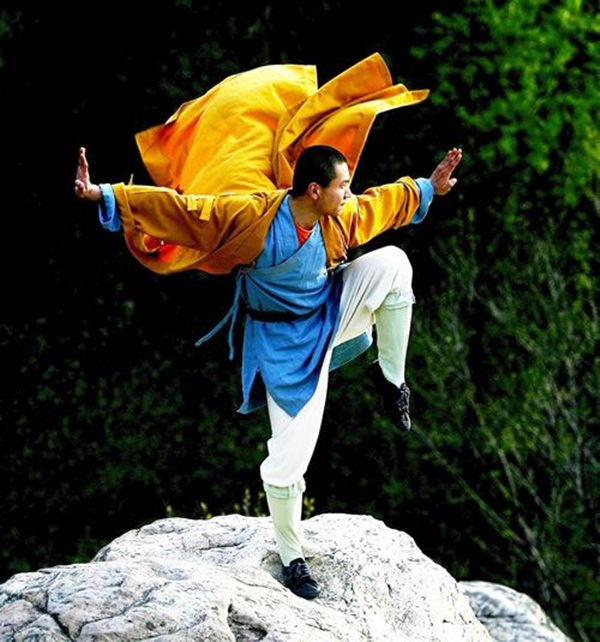 Shaolin monk Martial Art Demonstrations (22)