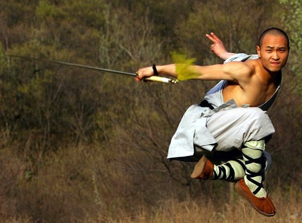Shaolin monk Martial Art Demonstrations (26)