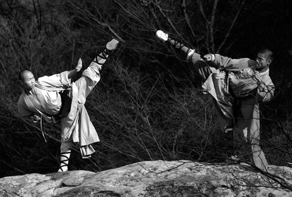 Shaolin monk Martial Art Demonstrations (28)