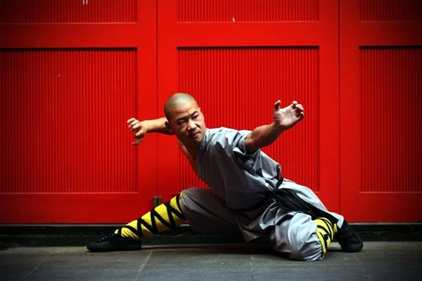 Shaolin monk Martial Art Demonstrations (30)