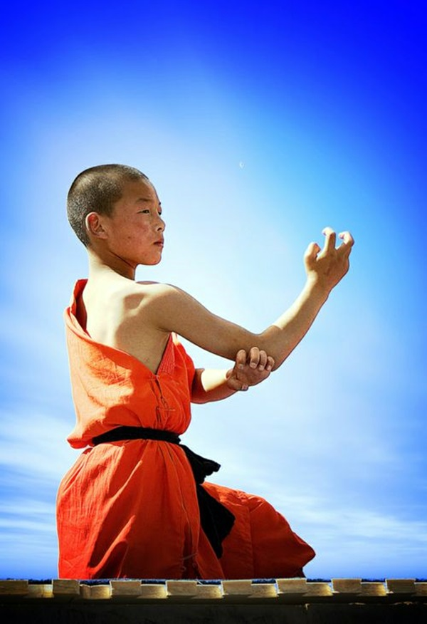Shaolin monk Martial Art Demonstrations (32)