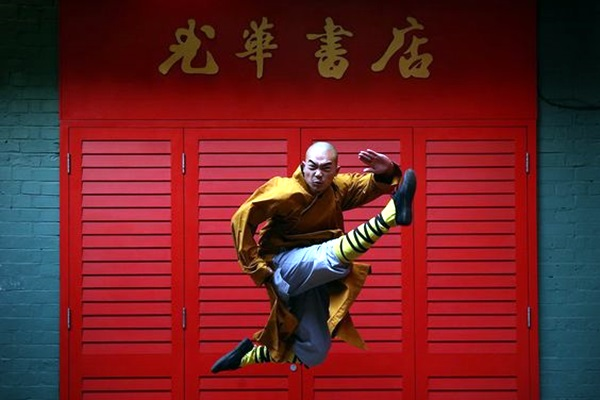 Shaolin monk Martial Art Demonstrations (34)
